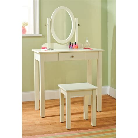Simple Vanity Table Green And Yellow Bedroom Furniture Bedroom Clipgoo