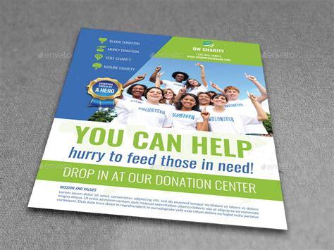 volunteer brochure template volunteer flyer template by owpictures graphicriver