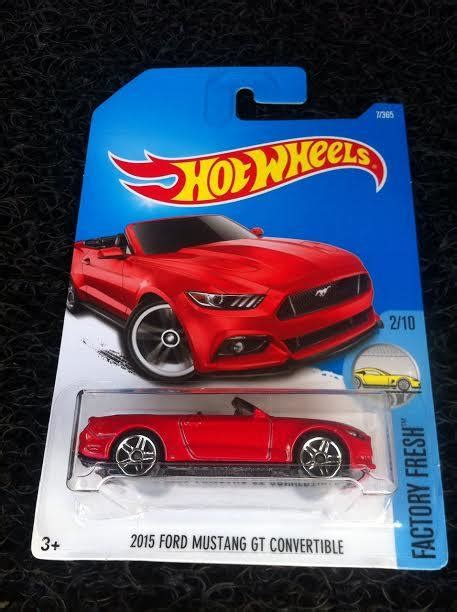 Hot Wheels Diecast   2015 Ford Must (end 10/27/2019 5:15 PM)