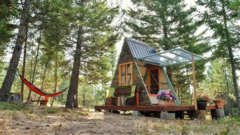 cost to build a house in nh tiny house town a frame cabin that cost just 700 to build