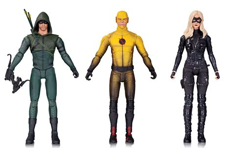 Tas Cw dc collectibles does not fail this city with new wave of