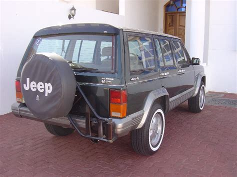 Jeep Xj Spare Tire Carrier External Spare Tire Carrier Naxja Forums