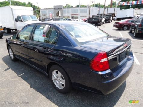 navy blue and white ls 2004 navy blue metallic chevrolet malibu ls v6 sedan