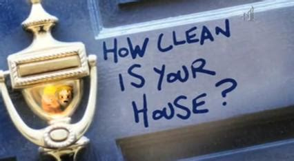 how clean is your house how clean is your house wikipedia