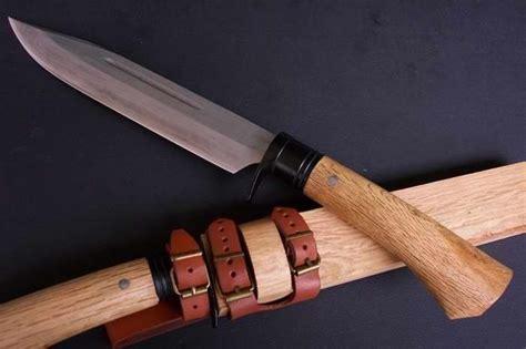 Japanese Handmade Knives - ck4 damascus handmade knife japanese style