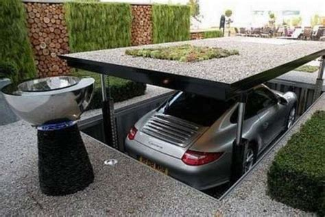 cool garages 10 the most cool and wacky garages digsdigs