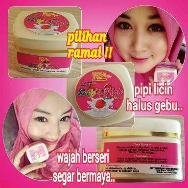 Lollys Pink Scrub menjual produk kecantikan dan kesihatan lolly s pink