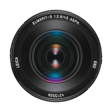 new lens new 45mm f 2 8 wide angle lens for leica s medium format