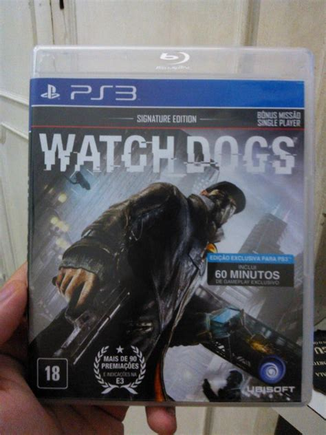 dogs ps3 dogs ps3 version is already being sold in brazil