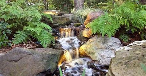aquascape pondless waterfall pondless waterfall and stream aquascape pondless