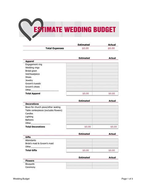 Wedding Budget Estimate Uk by 63 Best Wedding Ideas Images On Wedding