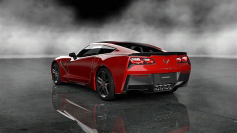 2014 chevrolet corvette stingray everything there is to gran turismo 5 la corvette stingray 2014 se montre en