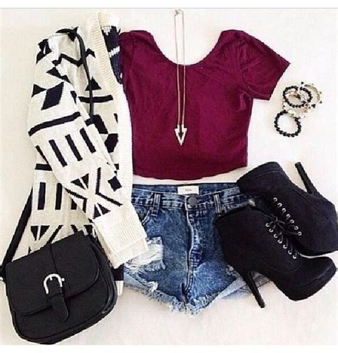 black and white pattern pants outfit sweater shirt jeans shorts black and white pattern all