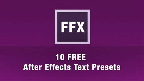 Adobe After Effects Cc 2015 Free Download File Split For You 21 Best After Effects Free Adobe After Effects Free Text Templates