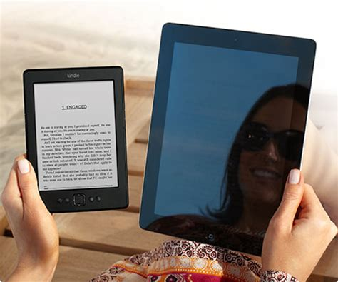 5 reasons e ink ereaders are better for reading ebooks