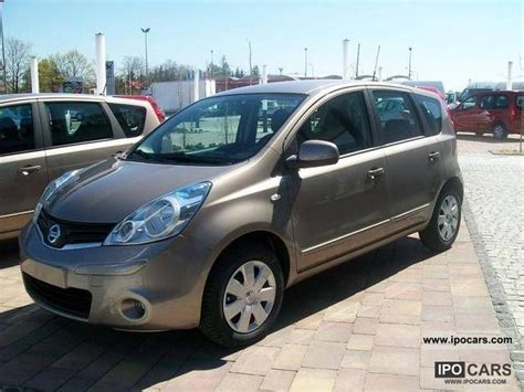 nissan note 2011 2011 nissan note photos informations articles