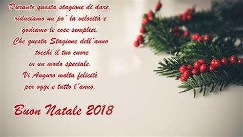 lettere per auguri di natale buon natale 2018 frasi auguri immagini biglietti di