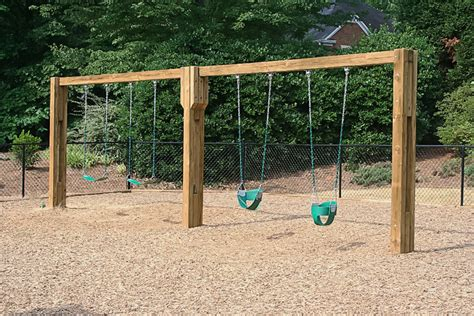 park swing set green play parks current events