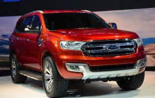 new ford car models 2017 ford everest release date engine 2017 2018 best suvs