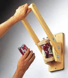 Pin can crusher design on pinterest
