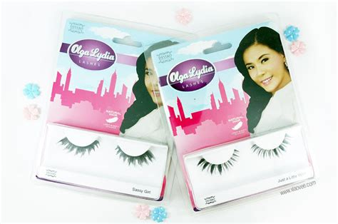 Promo Dolly False Eyelashes Bulu Mata Palsu 1 xiao vee june 2015