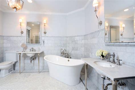 vasca da bagno in francese stile francese parigino come arredare casa