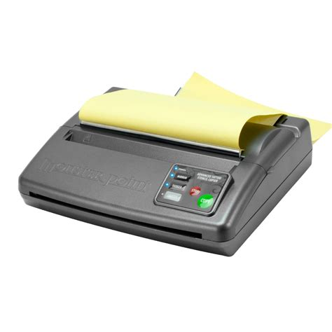 thermal tattoo printer drawing design thermal stencil copier flash printer