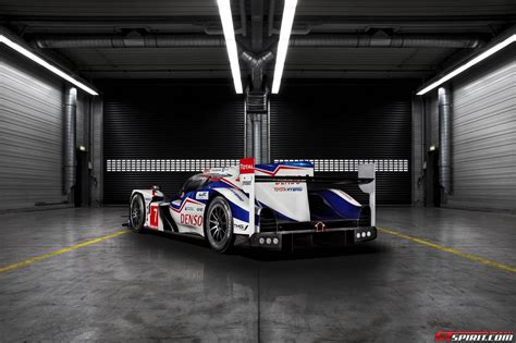 toyota official official 2014 toyota ts040 hybrid gtspirit