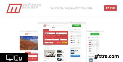 themeforest motors psd web page templates 187 page 3