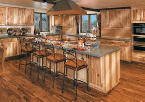 best 25 rustic hickory cabinets ideas on pinterest