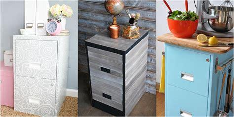 metal filing cabinet makeover 9 filing cabinet makeovers new uses for filing cabinets