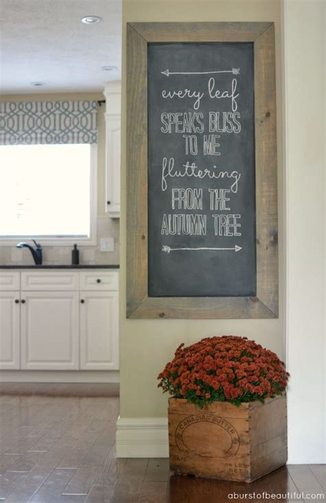 25 best ideas about kitchen chalkboard walls on