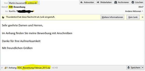 Bewerbung Anschreiben Als Anhang Ecommerce Kmu 252 Ber Seo Magento Und Internetseiten Verdammt Gut Gemachte Spam Mail