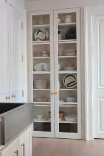 glass front storage cabinet foter