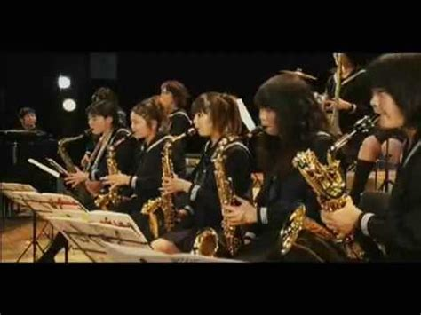 watch swing girls swing girls final performance youtube