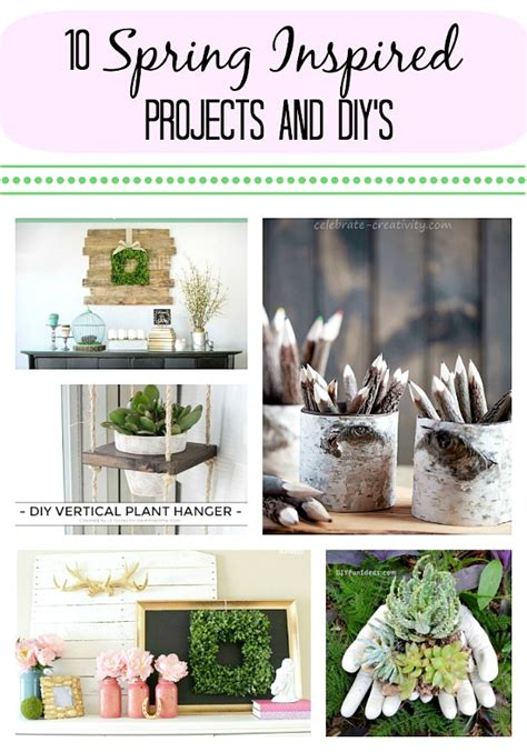 10 inspired diy projects monday funday