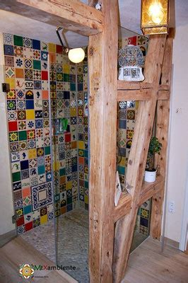 badezimmer im mexikanischen stil galerie mexambiente mexikanische waschbecken bunte fliesen