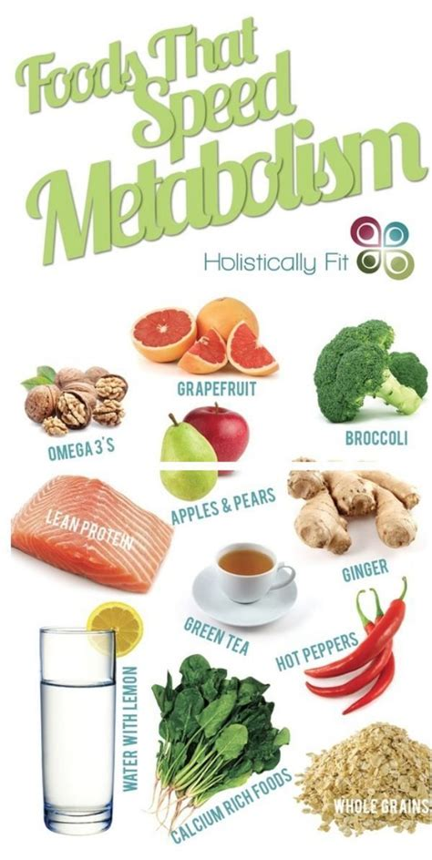 Detox Diet To Speed Up Metabolism by 10 Foods To Speed Up Metabolism Dhnews