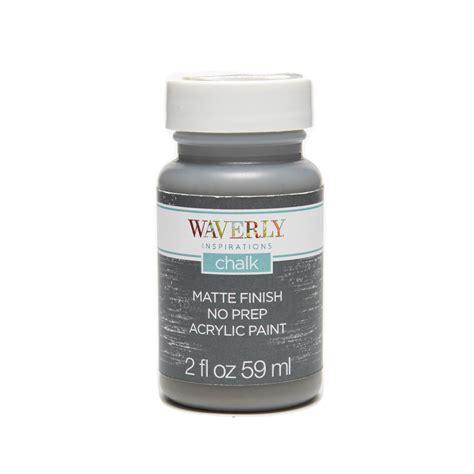 waverly 174 inspirations chalk finish acrylic paint elephant 2 oz 60897e plaid