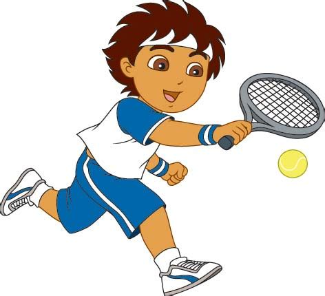 tennis clipart free free clipart images clipartcow clipartix