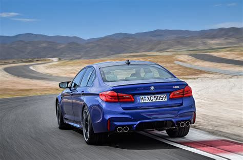 Bmw M5 New by New Bmw M5 Revealed With 592bhp And Four Wheel Drive Autocar