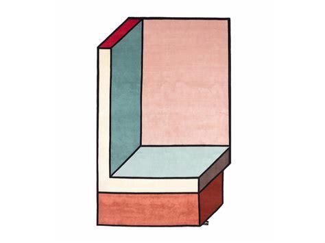 tappeti seta tappeto in e seta a motivi geometrici visioni a soie