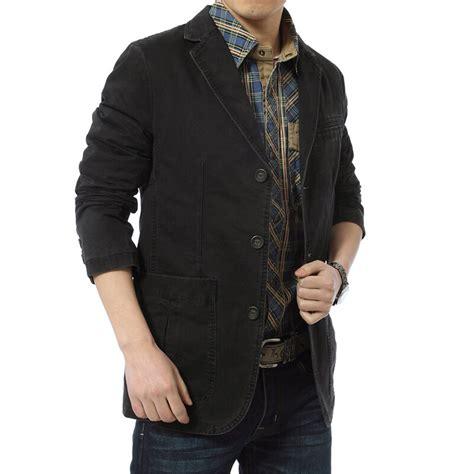 Blazer Casual aliexpress buy brand new blazer casual cotton