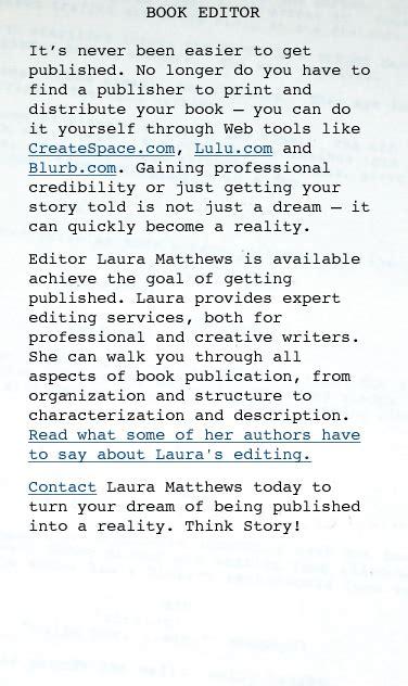 Book Editor Description by Book Editing