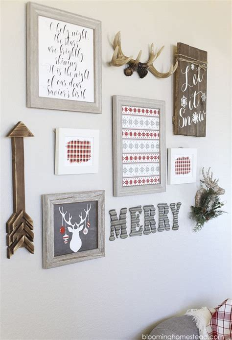 free decorating ideas 1000 ideas about christmas wall art on pinterest