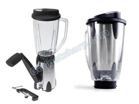 Blender Sharp 9 stylish and functional blenders gadget sharp
