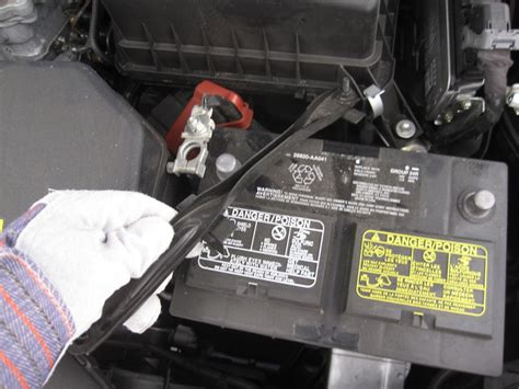 Battery For Toyota Camry Toyota Camry Battery Disconnect