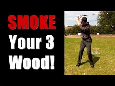 rotary swing review chuck quinton golf swing 3 wood face on 2 22 2010
