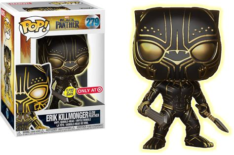 Funko Pop Black Panther Recast Overview For Pellantana