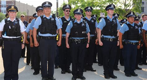 Chicago Police To Increase Security For New Year S Holiday